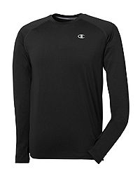 Champion Men's Cold Weather Long-Sleeve Tee