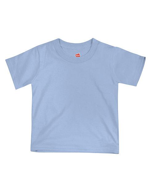 Hanes Comfortsoft Crewneck Toddler T Shirt Hanes
