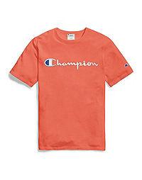 Champion Life® Men's  Tee, Script Logo