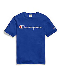 415cd401 Champion Life® Men's Tee, Script Logo