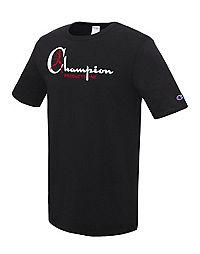 Champion Life® Tee, Running Man Logo