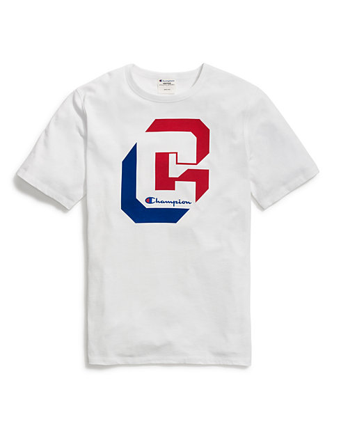 Champion Life® Men's Tee, Abstract Shadow