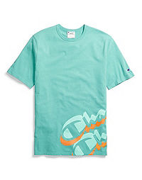 Champion Life® Men's Tee, Wrap Around Logo
