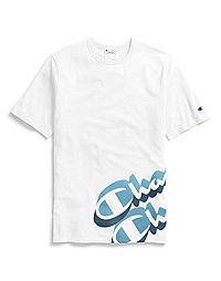 Champion Life® Men's Tee, Wrap Around Logo