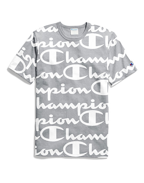 4c962a2906f6e Champion Life Men s Heritage Logo Tee