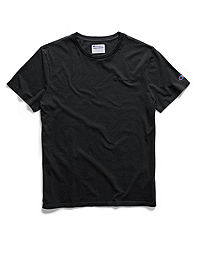 Champion Men's Vintage Dye Short-Sleeve Tee, Embroidered Logo