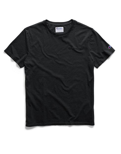 ee4139cf Champion Men's Vintage Dye Short-Sleeve Tee, Embroidered Logo | Champion