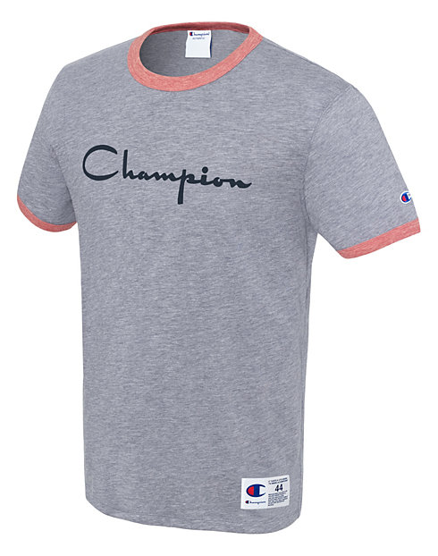 9bf98a1cabe6a Champion Men s Heritage Ringer Tee
