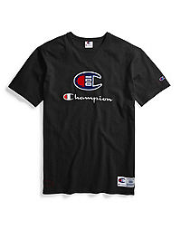 7207954a69aac0 Champion Century Collection Men's Tee, Embroidered Logo
