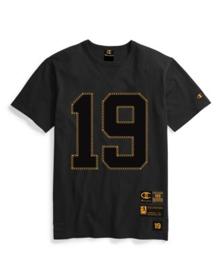 Champion  Century Collection Men's Tee, 19 Applique