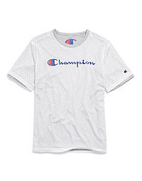 Champion Men's Reversible Mesh Tee