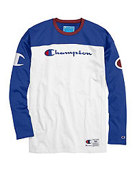 e87203c19e88 Champion Life® Men's Football Jersey, Script + Big C Logo
