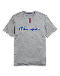 Champion Men's Phys. Ed. YC Tee