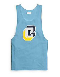 Champion Life® Men's Muscle Tank, Shadow C
