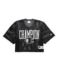Champion Life® Football Jersey, Tall Letter Logo