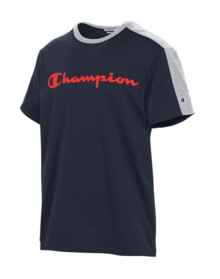 Champion Men's Sportstyle Colorblock Tee