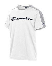 Champion Men's Sportstyle Colorblock Tee