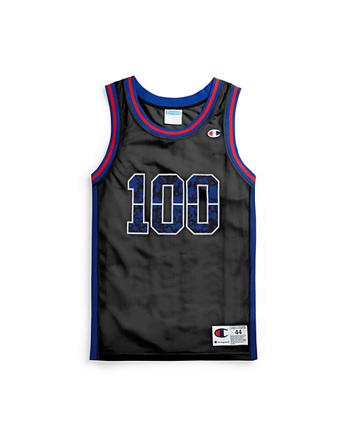Champion Life® Men's City Mesh Tank, 100 Years Logo