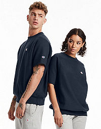 Champion Life® Reverse Weave™ Short-Sleeve Crew