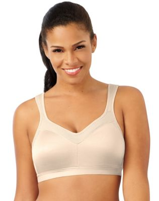 Playtex 18 Hour Active Breathable Comfort Wirefree Bra