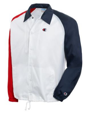 Champion Life Men's Coaches Jacket, West Breaker Edition