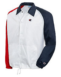 Champion Life® Men's Coaches Jacket, West Breaker Edition