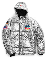 Champion Life® Metallic Puffer Jacket