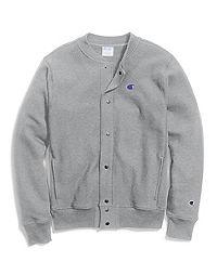 Champion Life® Men's Reverse Weave® Baseball Jacket