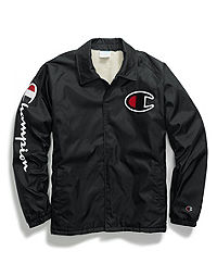 Champion Life® Men's Sherpa Lined Coaches Jacket