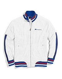 Champion Life® Men's Terry Warm Up Jacket