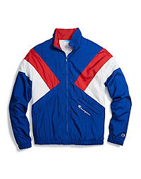 Champion Life® Men's Nylon Warm Up Jacket