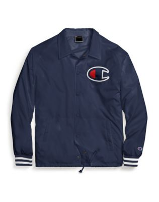 20b1f762fe32 Champion Champion Life® Men s Satin Coaches Jacket