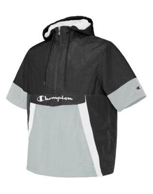 857b6be56d4d Champion Life® Men s Woven Anorak Short-Sleeve Jacket