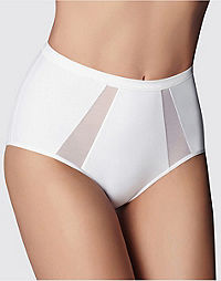 WonderBra Retro Chic Collection Light-Control Brief