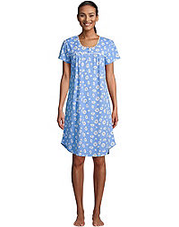 Shades of Blue Nightgown