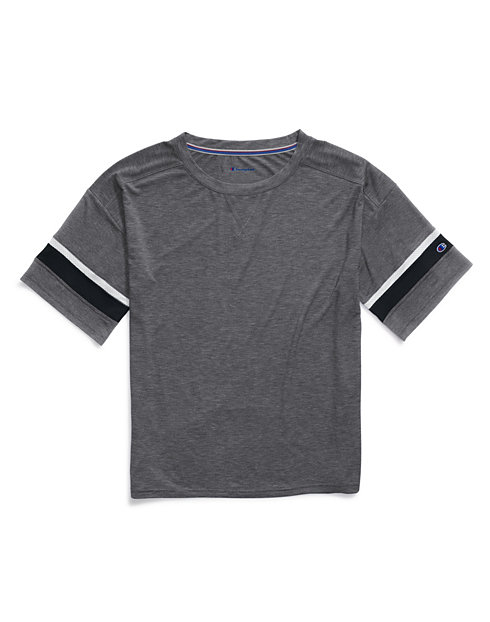 Champion Women's Gym Issue™ Football Tee