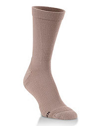 World's Softest® Women's Support Fit Crew Socks 1-Pair
