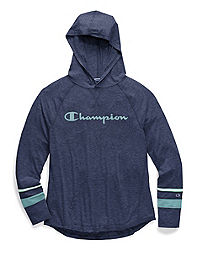 Champion Women's Phys. Ed. Hoodie, Script Logo
