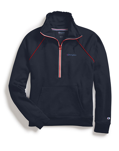 Champion Women's Half Zip Pullover