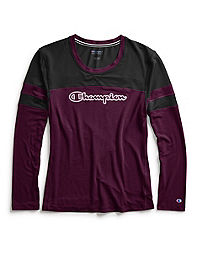 Champion  Women's Long-Sleeve Tee