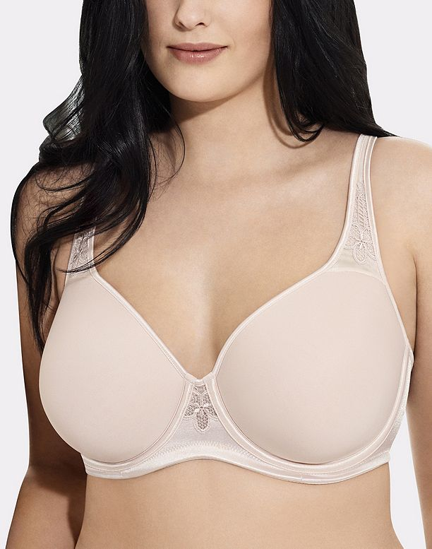 Image for WonderBra Spacer Fabric T-Shirt Bra with Underwire from WonderBra