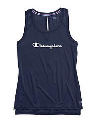 Champion Women's Phys. Ed. Tank, Script Logo