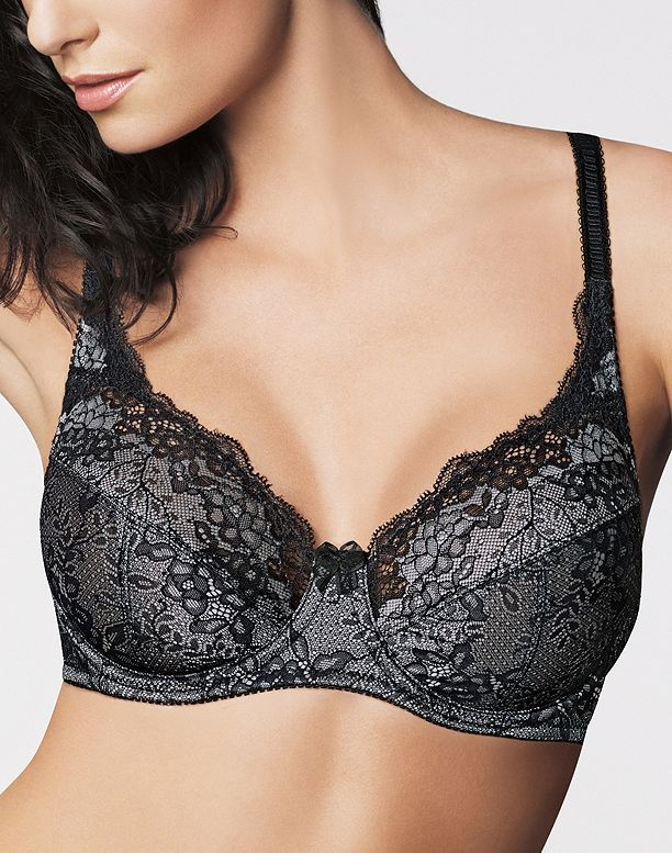 Image for WonderBra Chantilly Lace Underwire Bra from WonderBra