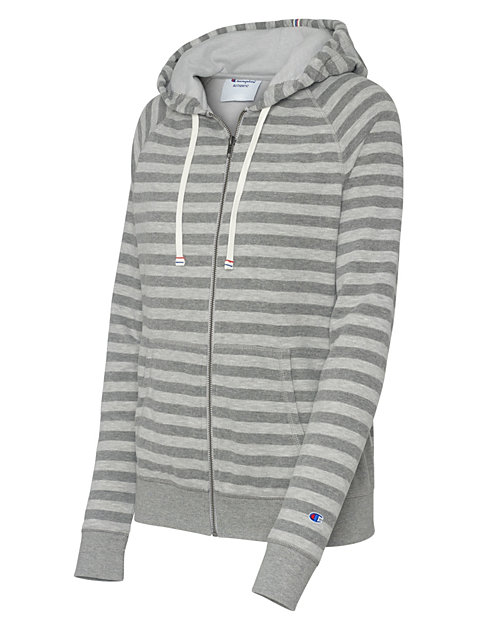 aa9828a2c09c3 Champion Women's Heritage French Terry Zip Hoodie