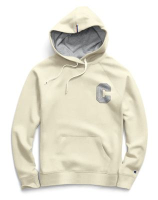 Champion Women's Heritage Fleece Pullover Hoodie, Block C