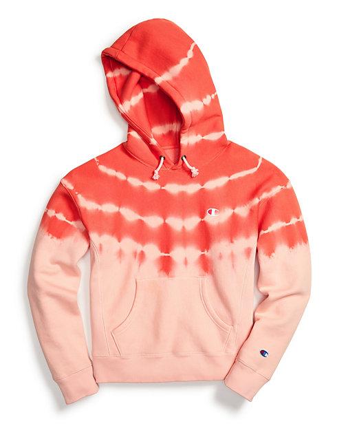 c2b78deec1f Champion Life® Women s Reverse Weave® Streak Dye Pullover Hoodie ...