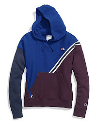 Champion Life® Women's Reverse Weave® Colorblock Pullover Hood