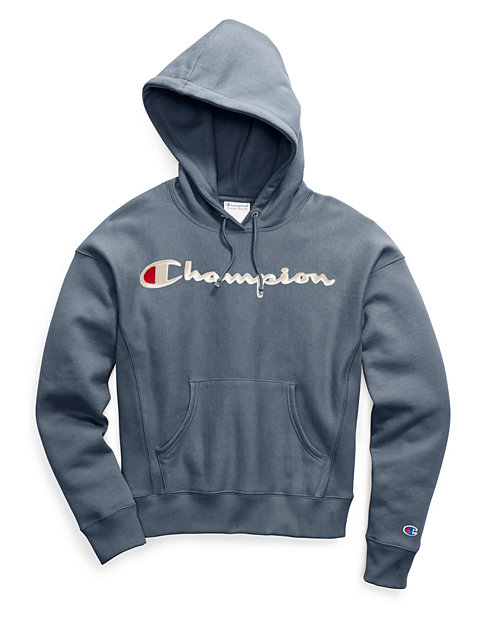 210c1f0d759672 Champion Life® Women s Garment-Dyed Reverse Weave® Pullover Hood ...