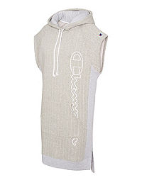 Champion Life™ Women's Reverse Weave™ Dress With Hood, Vertical Logo