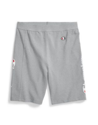 Champion Life® Women's Everyday Bike Shorts, Vertical Logo